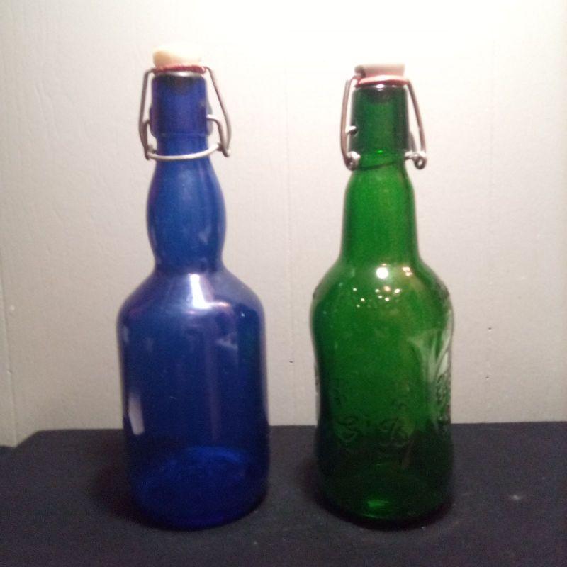 Antique bottle s