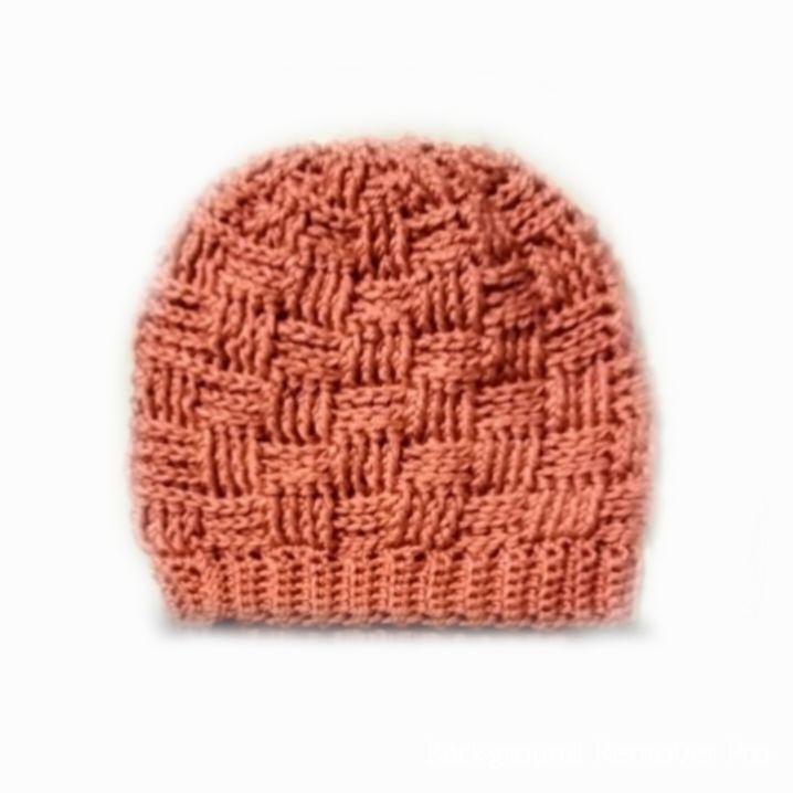 Handknitted Women's Beanie Hat