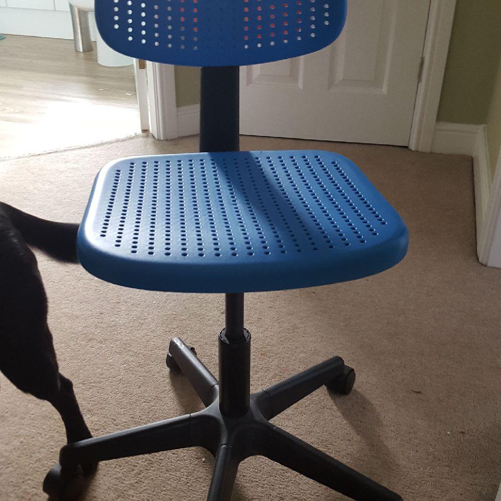 Ikea desk Swivel chair