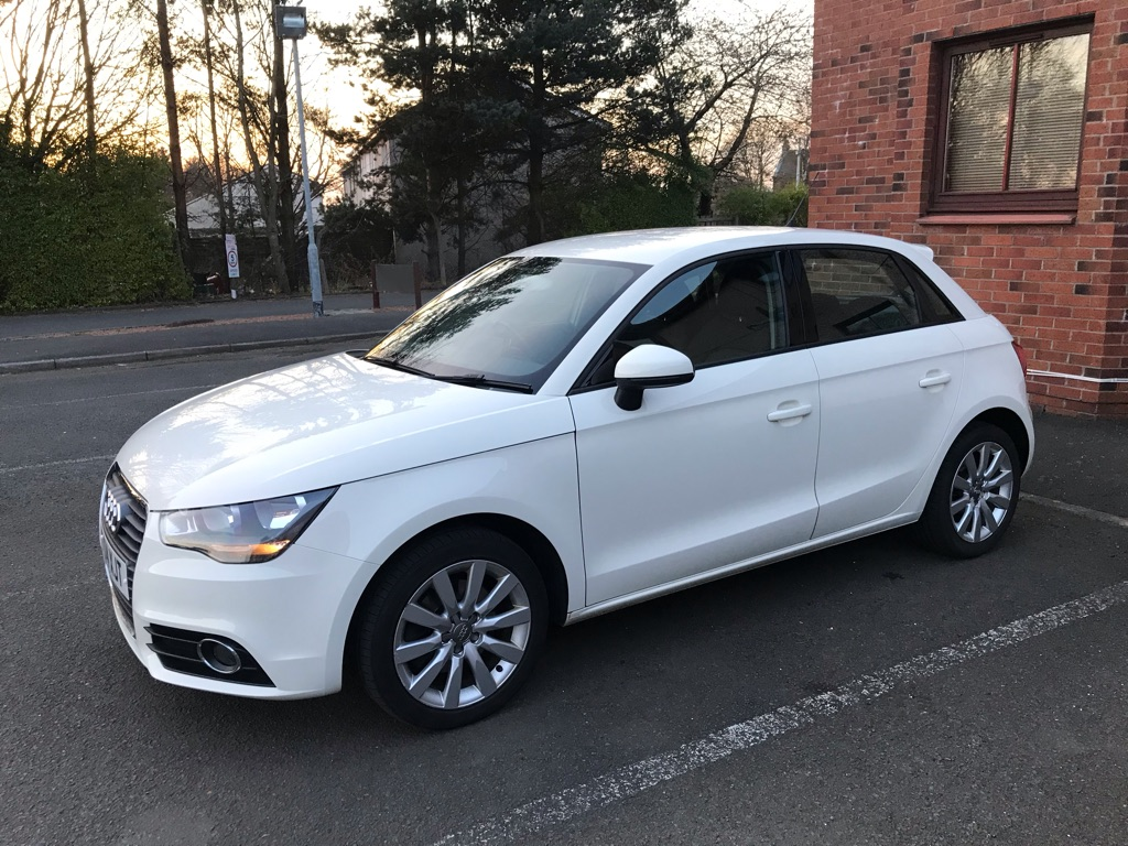 Audi A1, Sport, 2014, 5 Door, Automatic