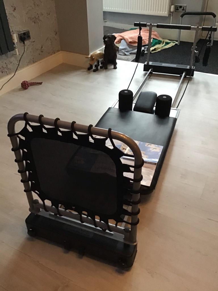 Aero Pilates body workout