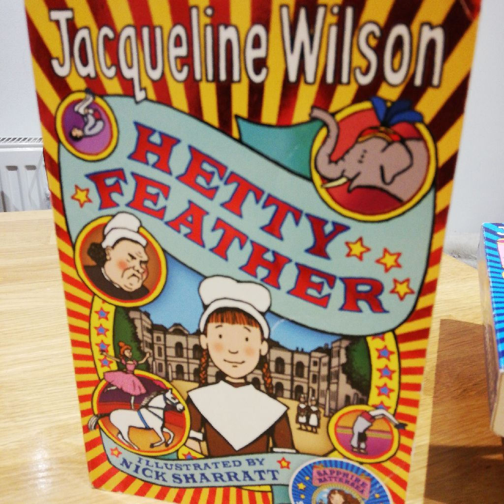 Hetty Feather collection by Jacquline Wilson