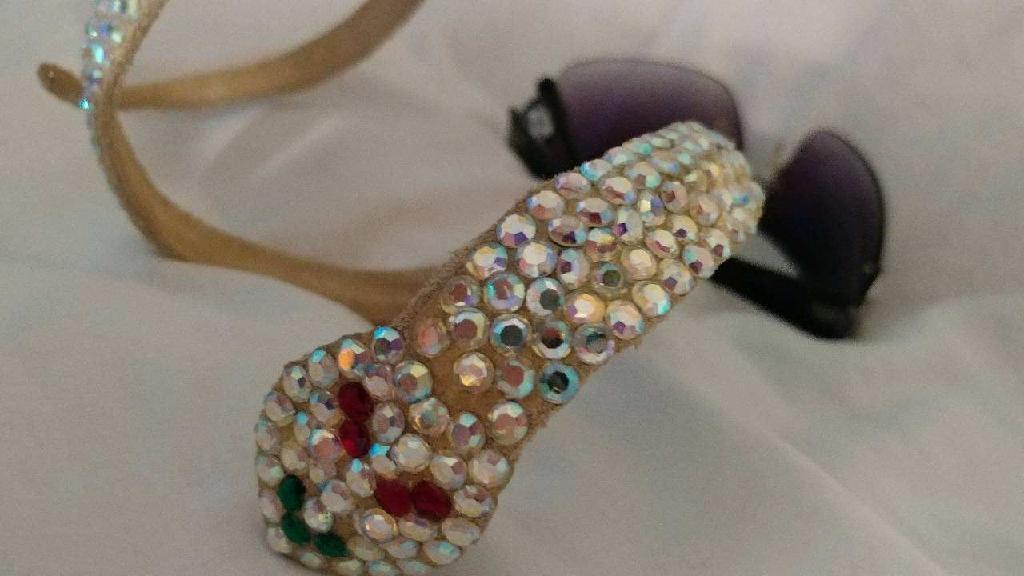 Cleopatra arm leg bracelet