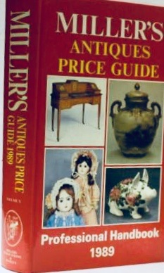 BOOK / ENCYCLOPAEDIA ANTIQUES PRICE GUIDE