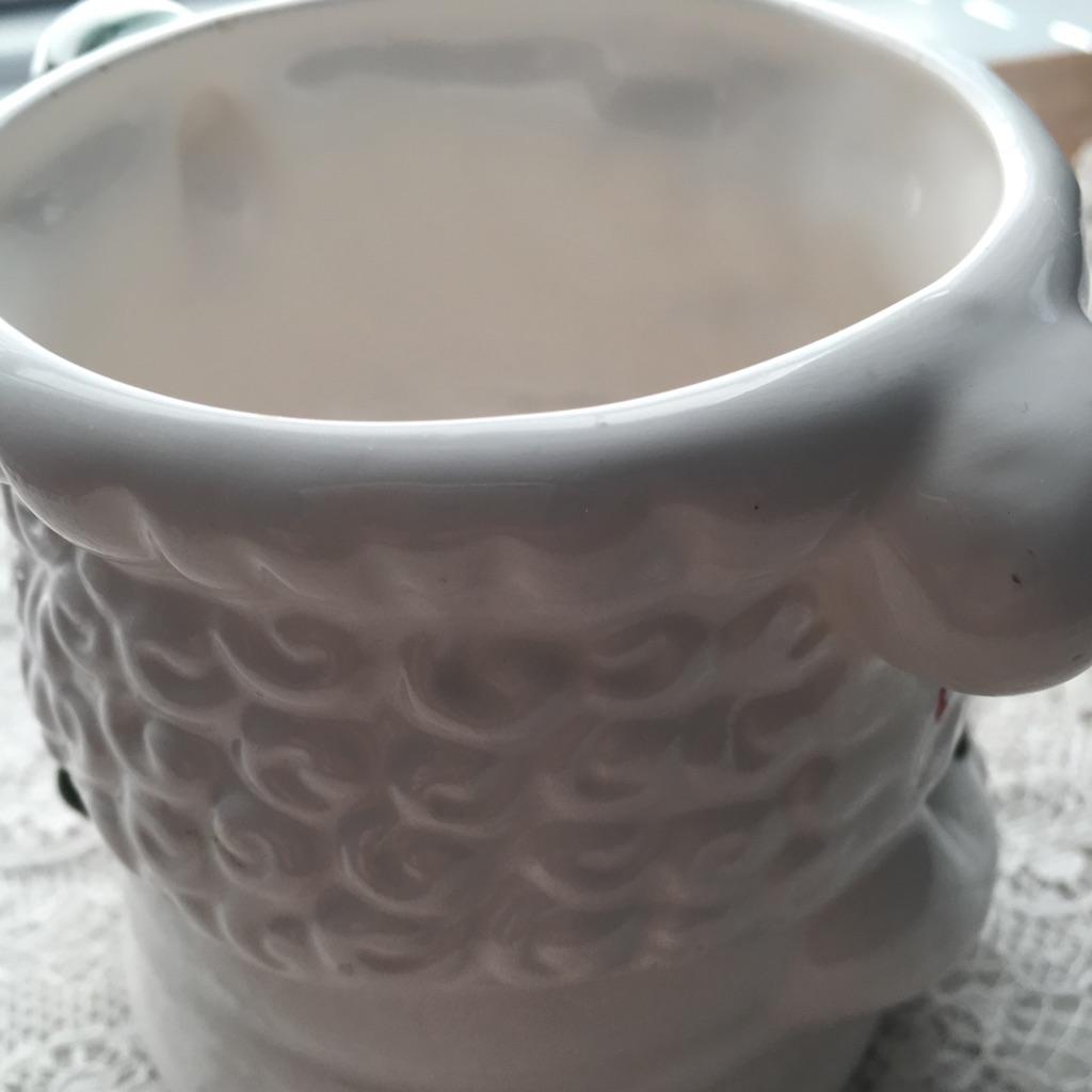 Ceramic Santa Clause Collector Mug