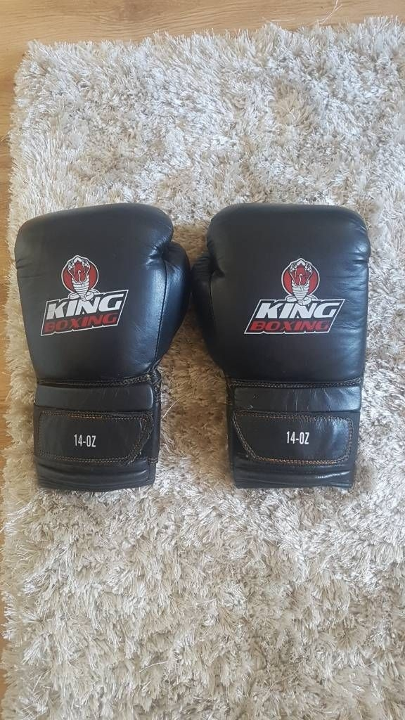 King Boxing Gloves