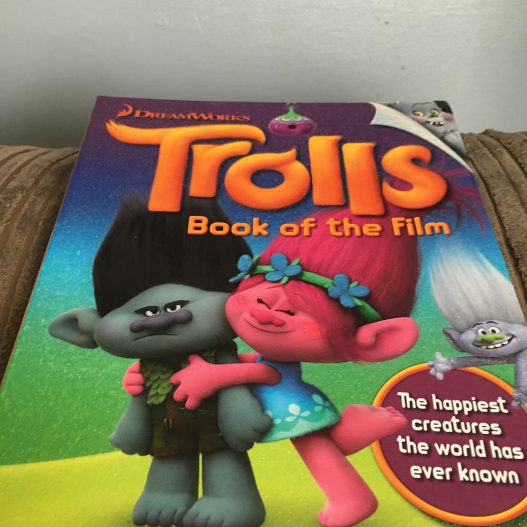 Trolls book