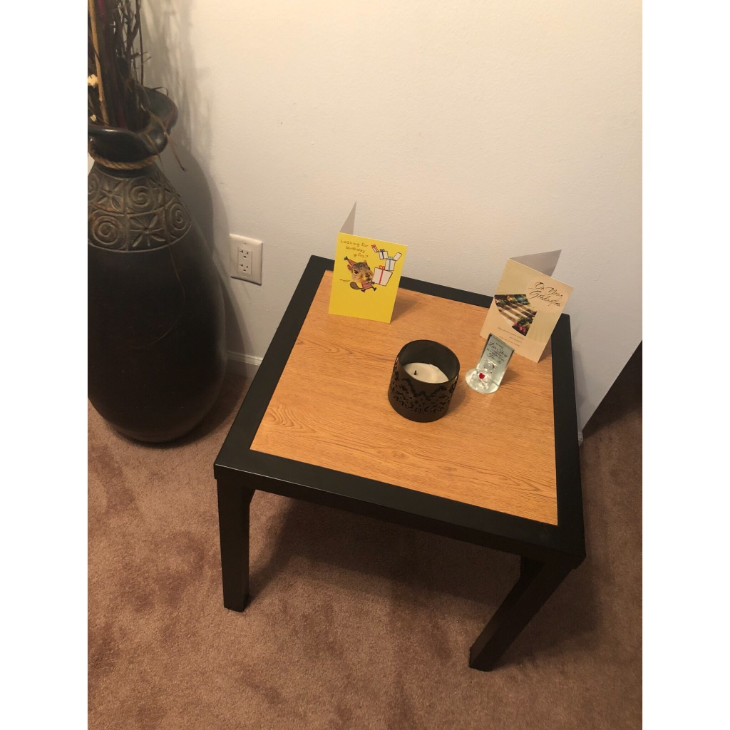 End table and desk