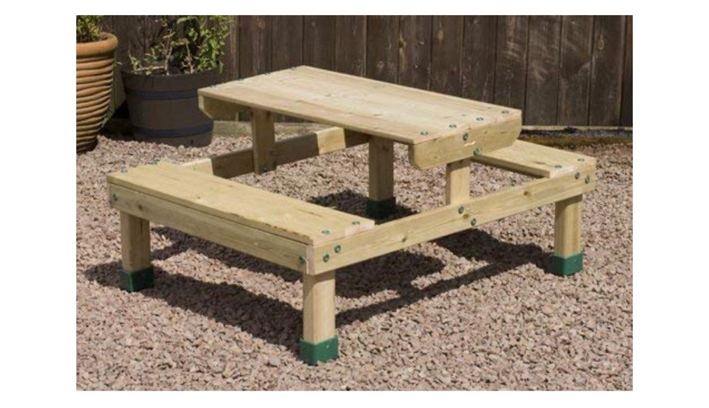 Redwood Activity Playtable