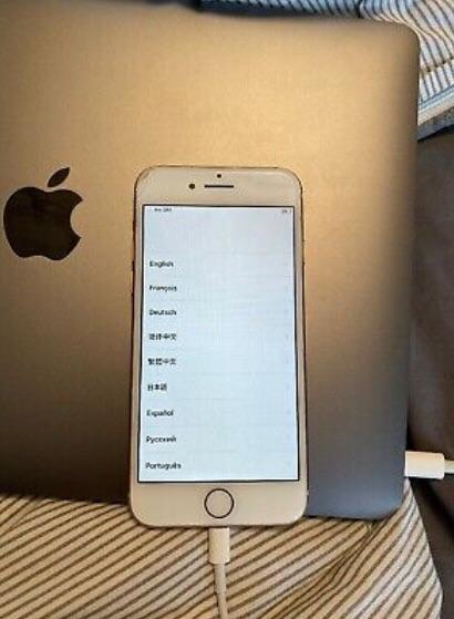 iPhone 8 64Gb Gold P&P