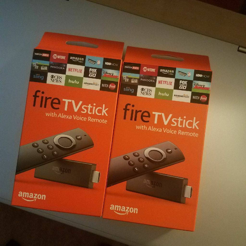 Fire tv stick ready