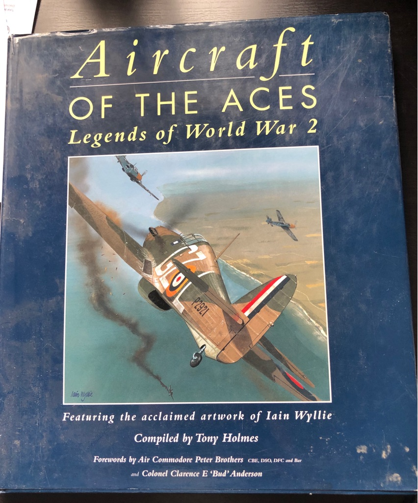 AIRCRAFT OF THE ACES BOOK