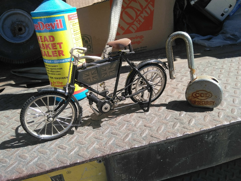 Vintsge bicycle model