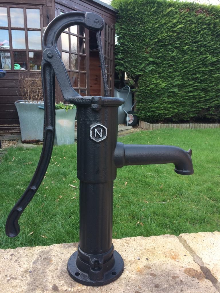Medium Vintage Water Pump