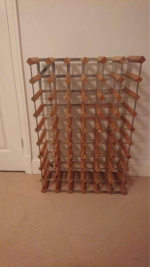 2 x wine racks