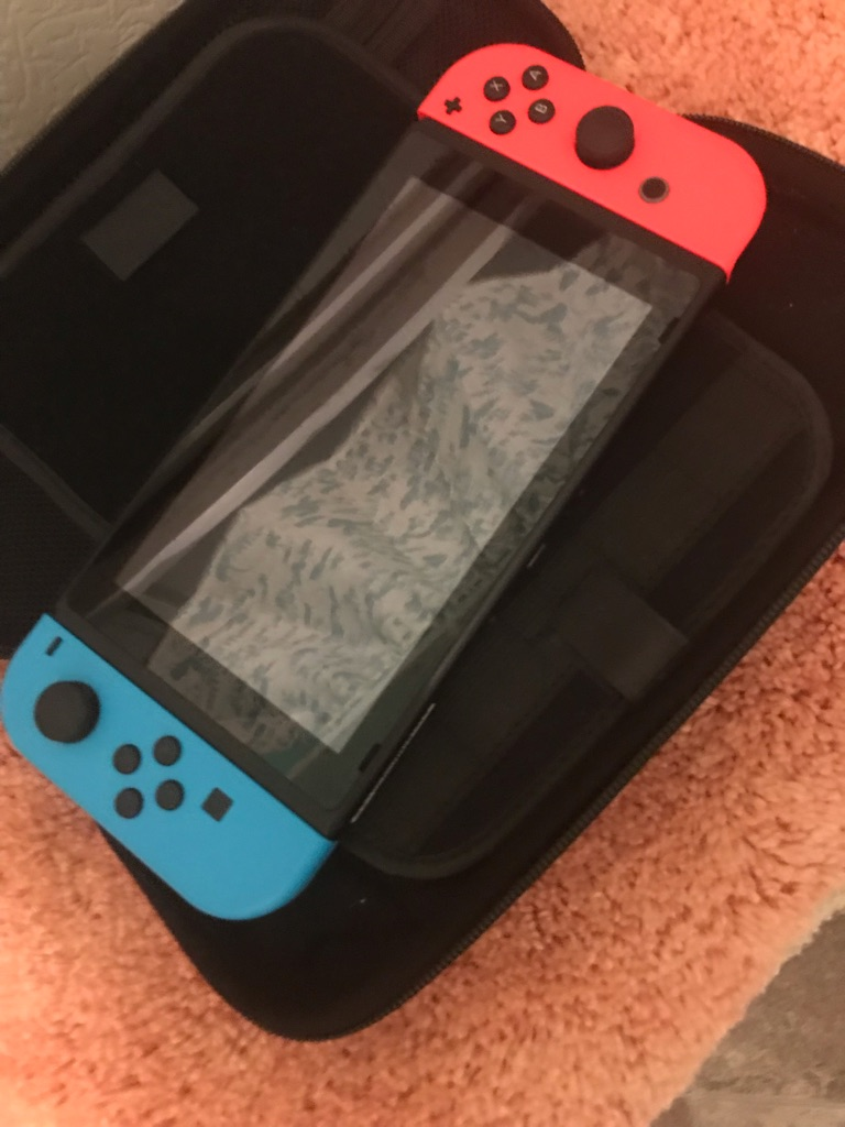 Nintendo Switch Neon Edition