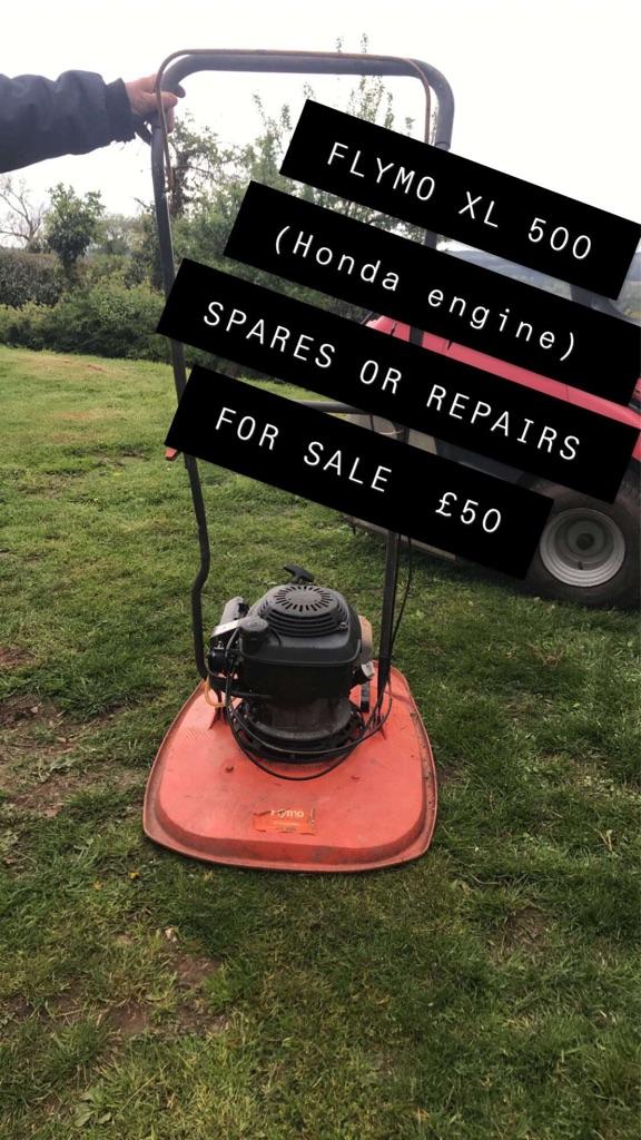 FLYMO XL500 Lawnmower