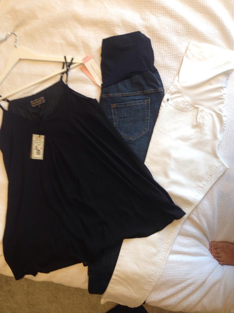 Brand new maternity wear size 10-12