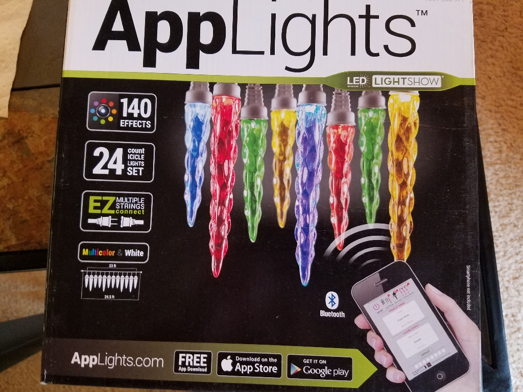 App lights LED TECHNOLOGY