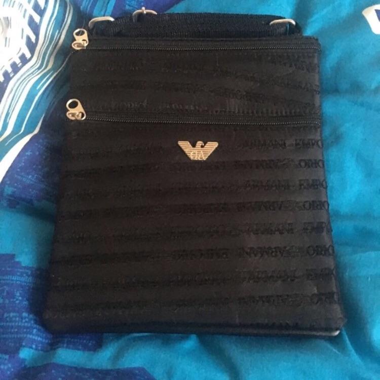 Armani pouch for sale