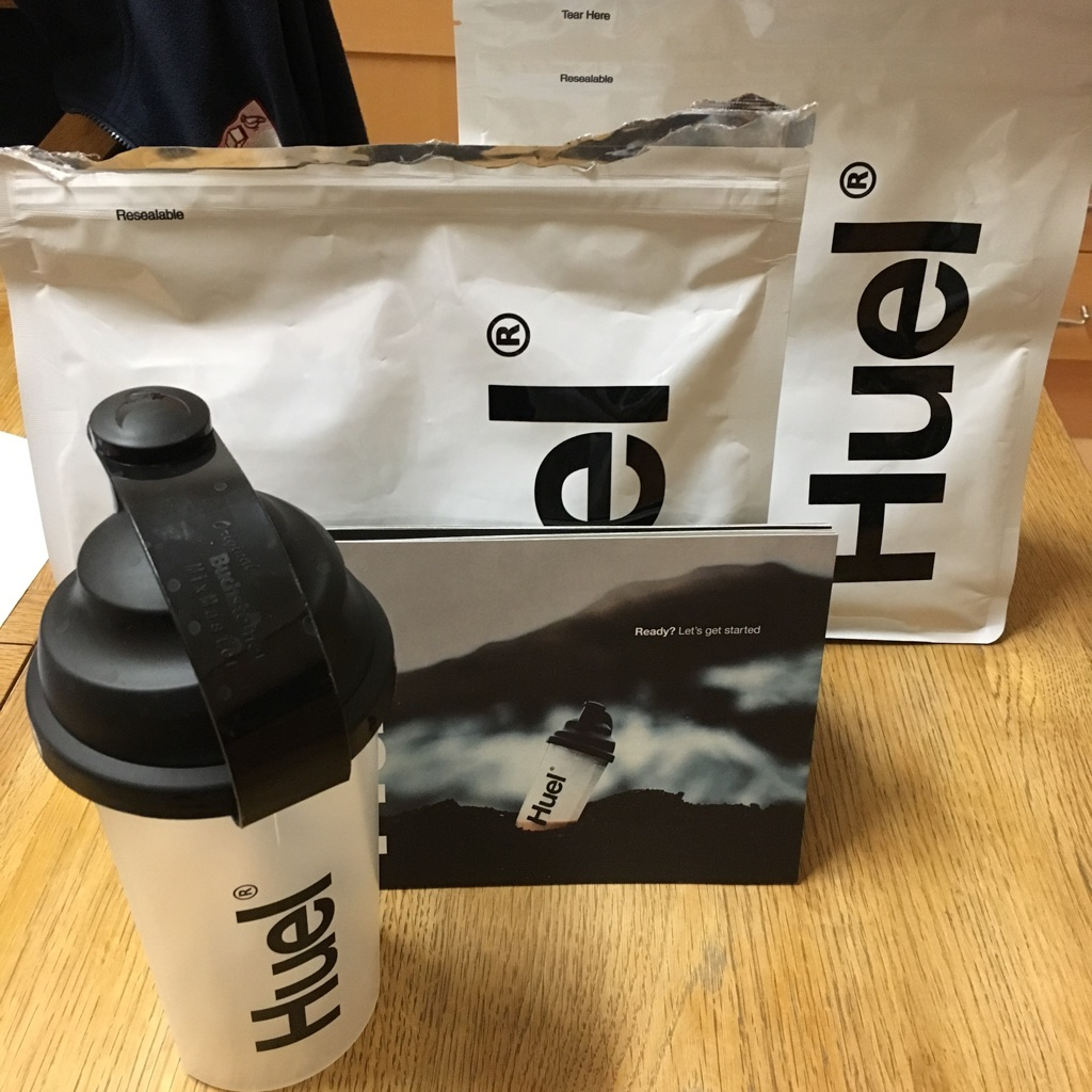 Huel meal replacement