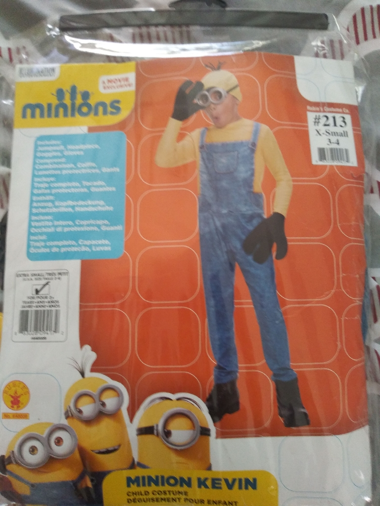 Costume de Minnioan