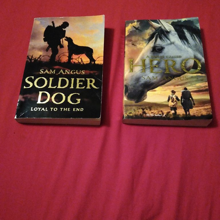 2 Amazing Books For Sale!!!