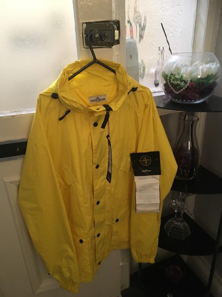Stoneiland jackets