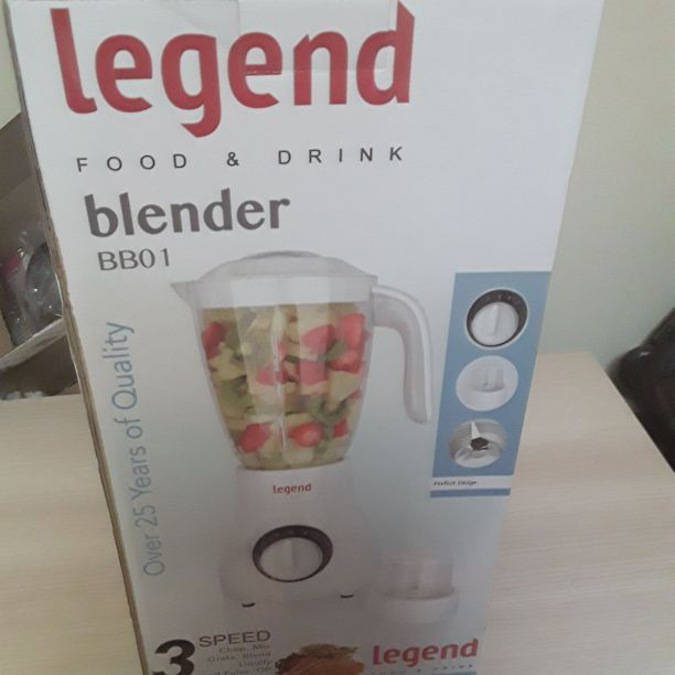 Legend blender