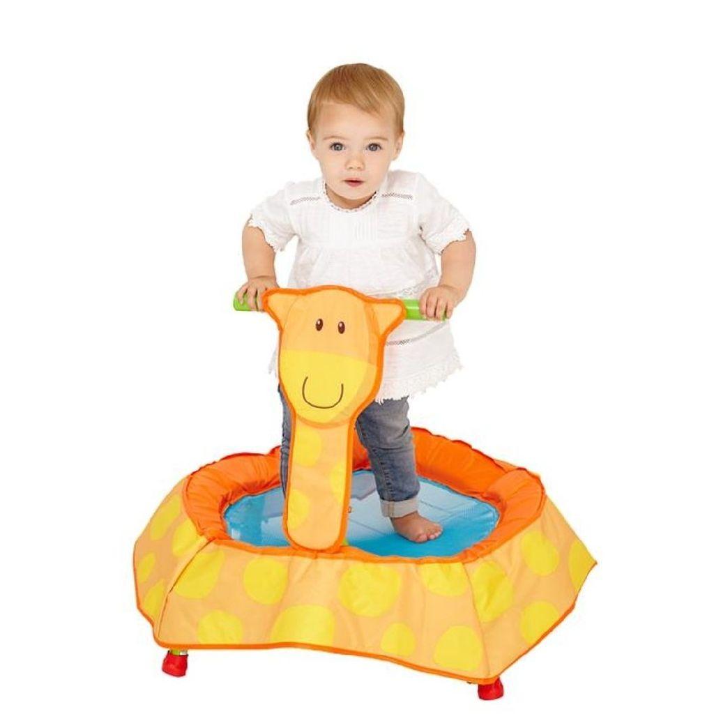 Early Learning CentreGiraffe Trampoline