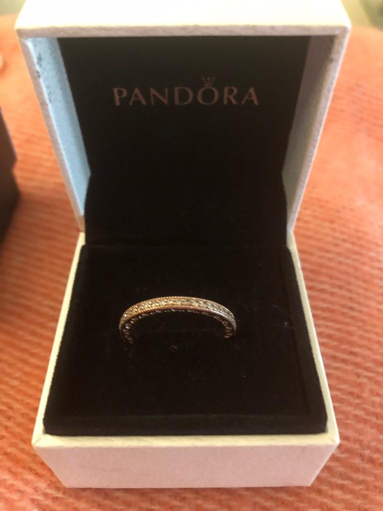 Pandora Rose Gold Ring ALE