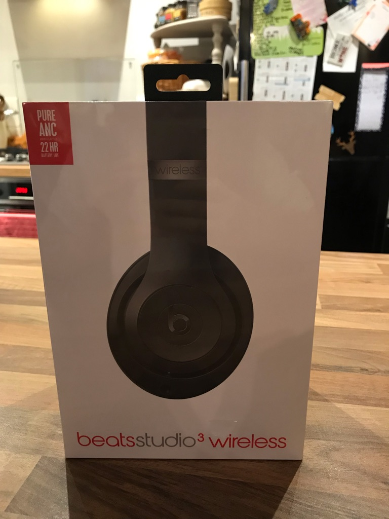 Dr Dr beats studio 3 wireless