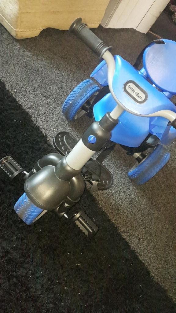 Baby Trike Blue