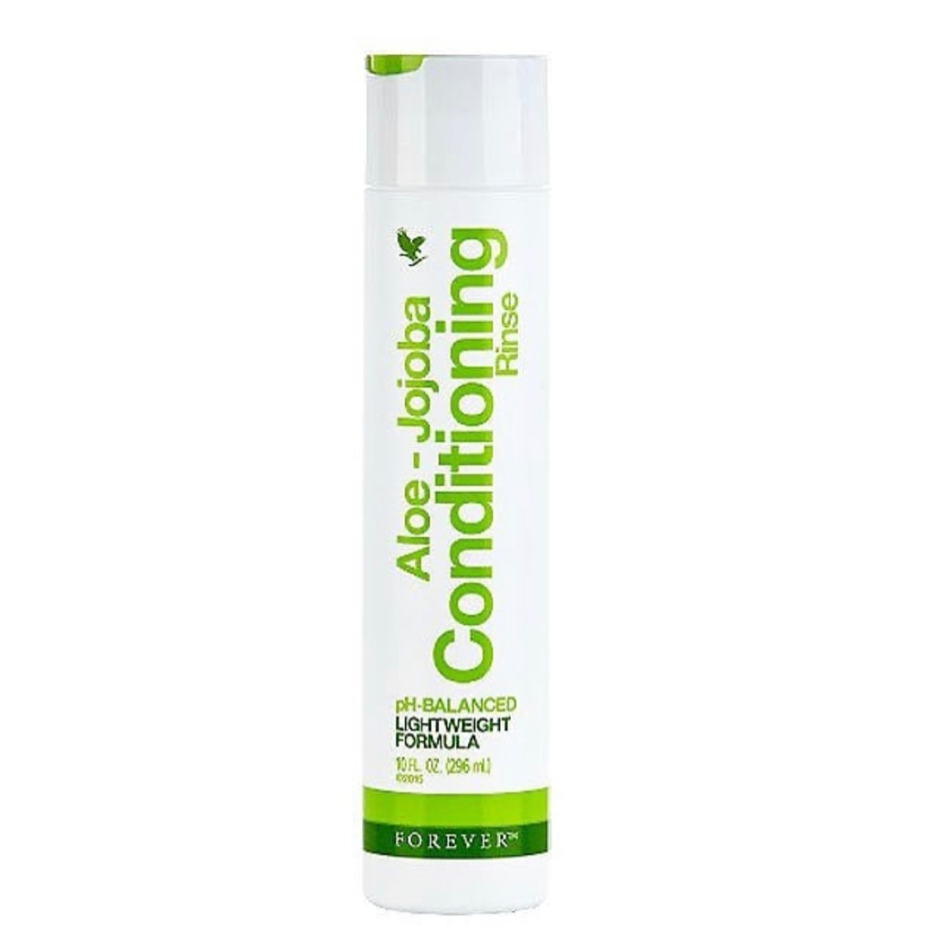 Aloe-jojoba conditioning pH-balanced lightweight formula
