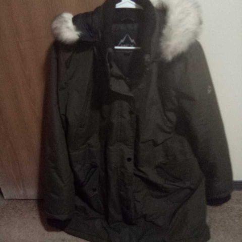 HFX Men's Winter Coat