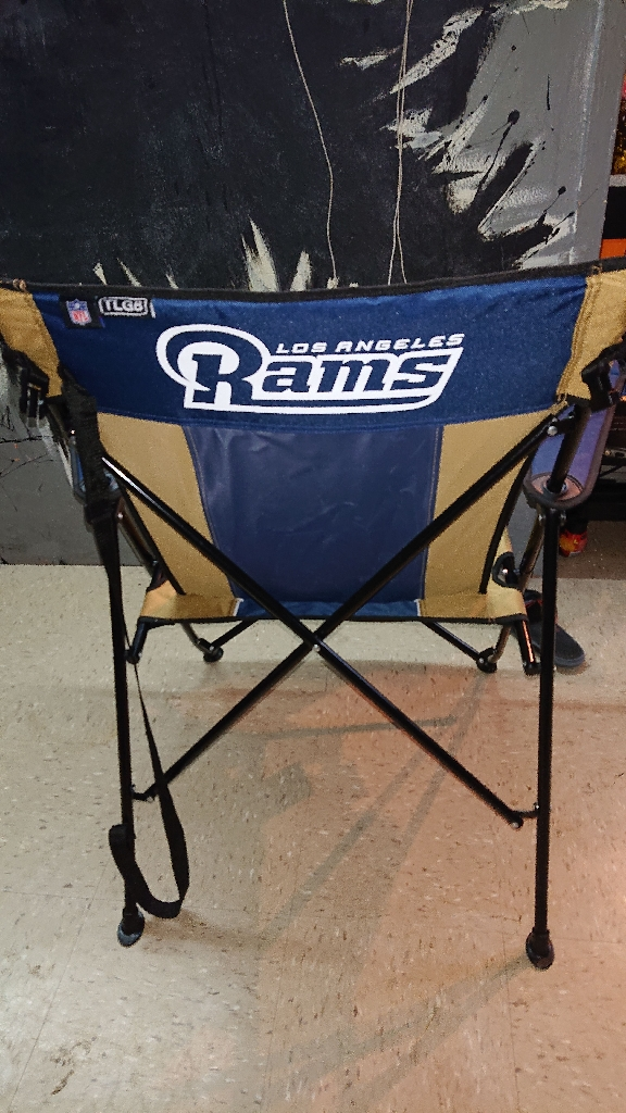 RAMS NFL CHAIR