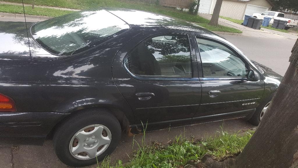 Dodge Stratus 98