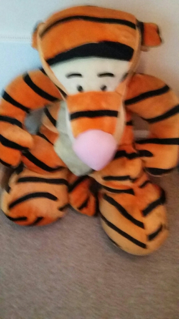 Large tigger and penguin