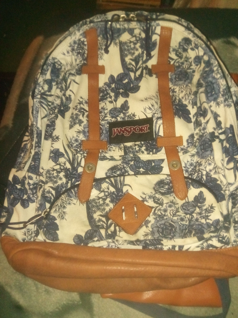 JANSPORT LAPTOP BACKPACK