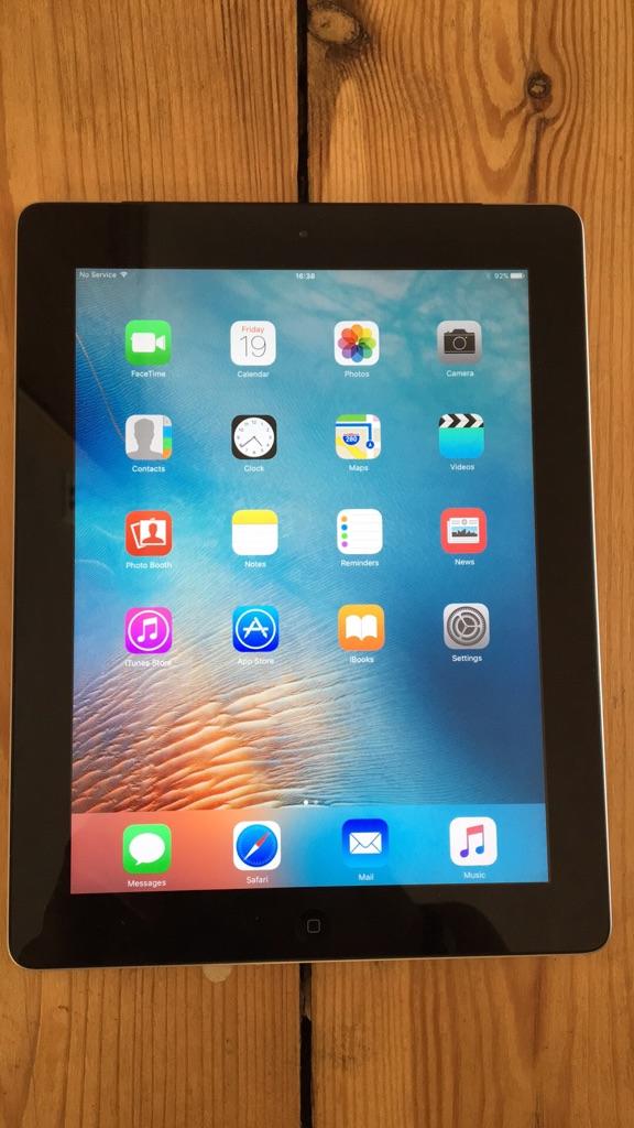 iPad 3rd Generation 32GB WiFi and 3G