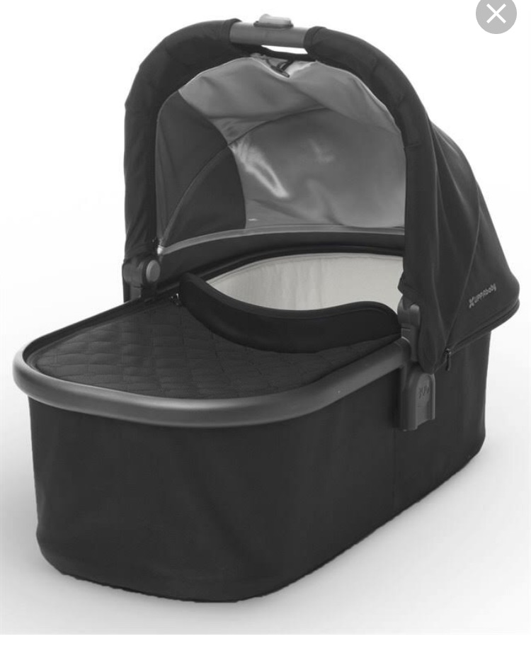 Uppababy bassinet (brand new)