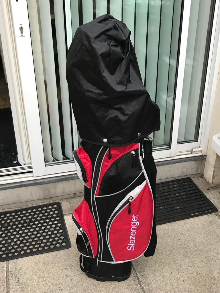 Slazenger golf clubs