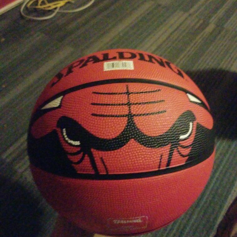 Basketball bulls
