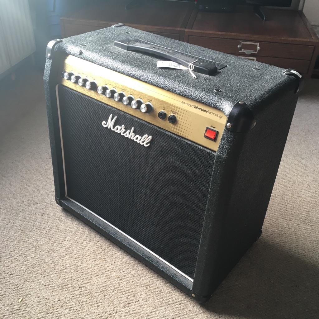 Marshall avt50x amp