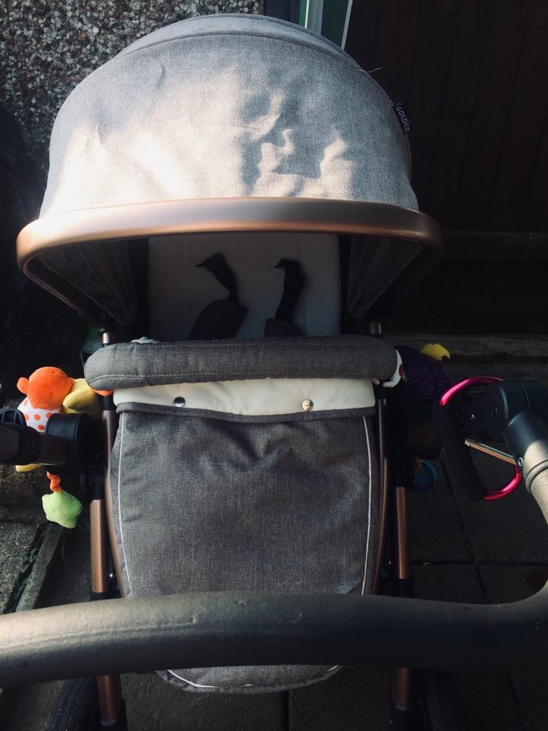 Pushchair/ stroller