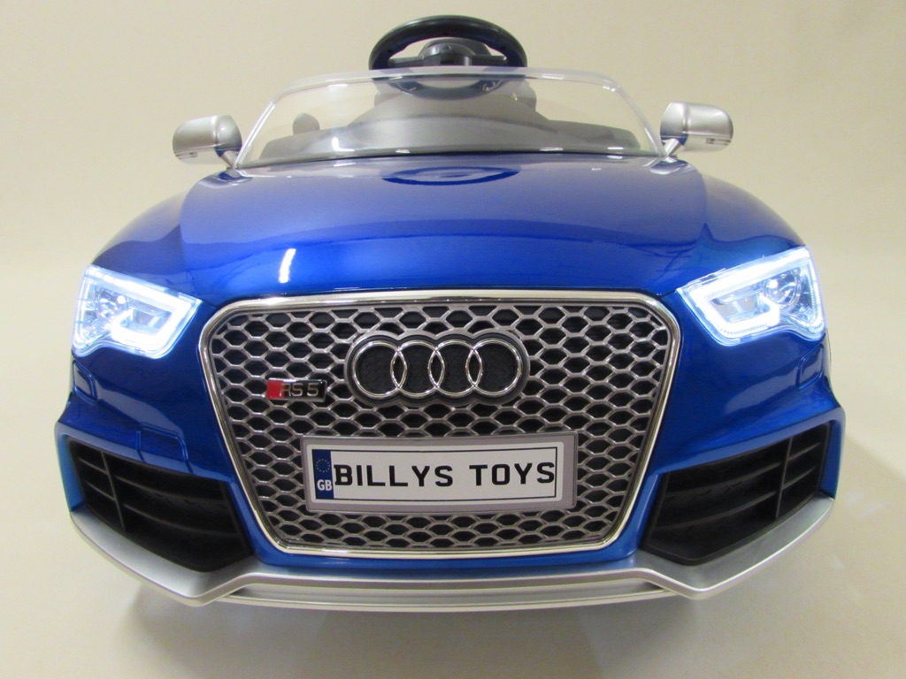 Audi RS5 licensed ride on cars brand new