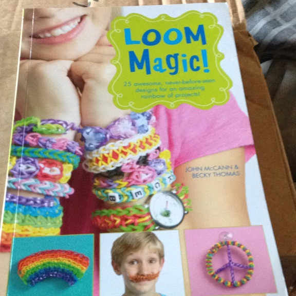 Loom Band Book