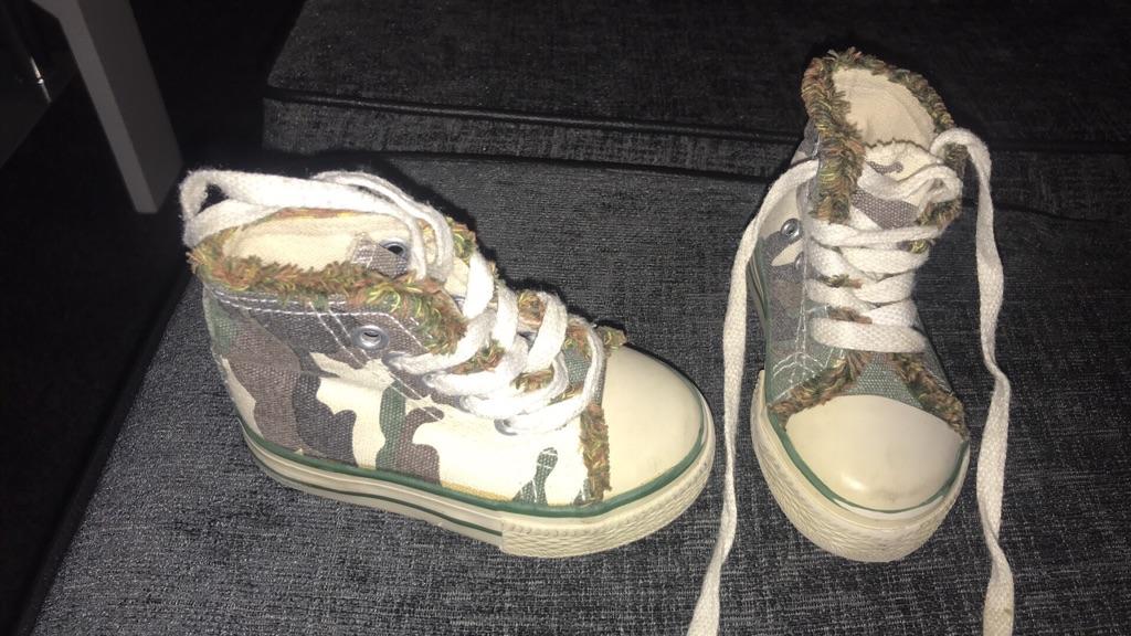 Baby Boys sneakers uk4