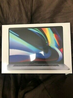 "2019 MacBook Pro 16"" Retina Display - Sealed"