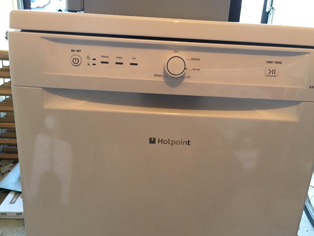 Hotpoint Experience Dishwasher